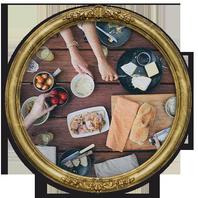 Meal Sharing, mesa y conversación para viajeros