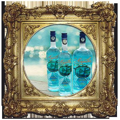 3 clásicos con Magellan Gin