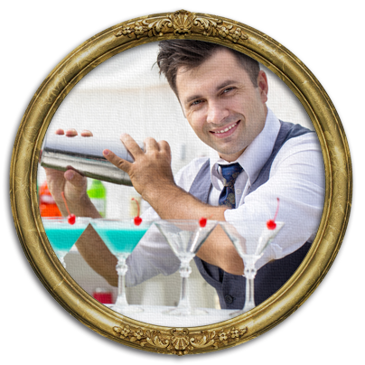 El bartender, ese Gran Amigo
