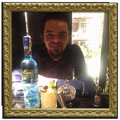"""""""My Journey"""", por Alessandro Strocchia (Café Jaime Beriestain)"""